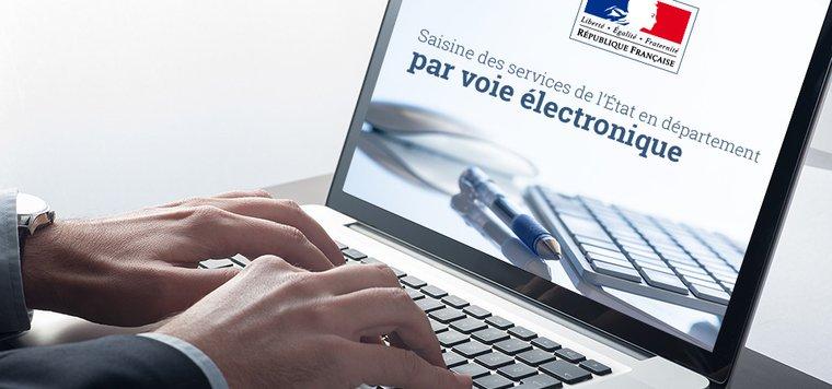 """Résultat de recherche d'images pour """"SAISINE PAR VOIE ELECTRONIQUE"""""""