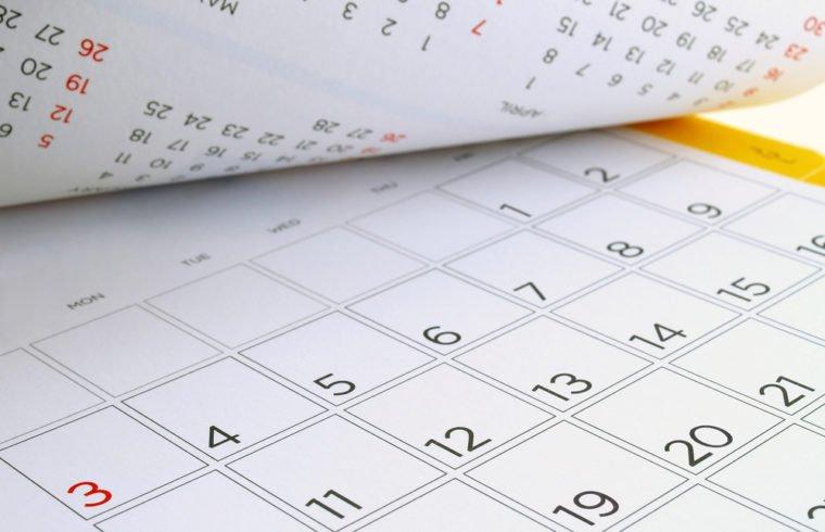 Calendrier Electoral 2019.Repertoire Electoral Unique Reu Les Dates A Ne Pas