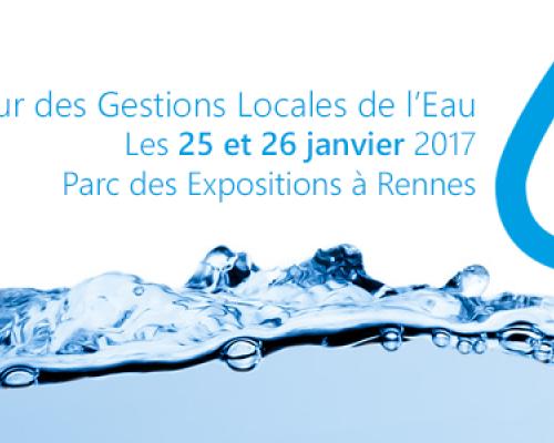 18ème Carrefour des Gestions Locales de l'Eau