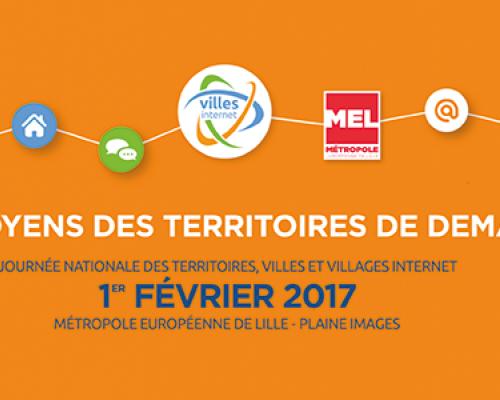 Journée nationale des territoires, villes et villages internet