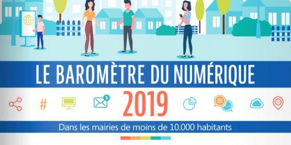 Baromètre du numérique 2019
