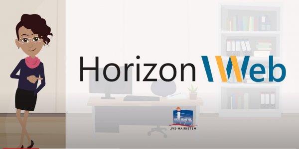 Horizon Web - Logiciel de gestion pour les collectivités
