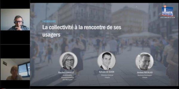 Gestion de la Relation Citoyen : « La collectivité à la rencontre de ses usagers » Spécial intercommunalités