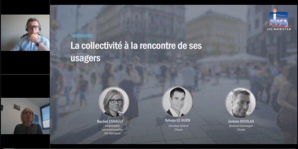 Gestion de la Relation Citoyen : « La collectivité à la rencontre de ses usagers » Spécial mairies