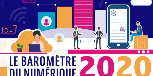 Baromètre du Numérique 2020