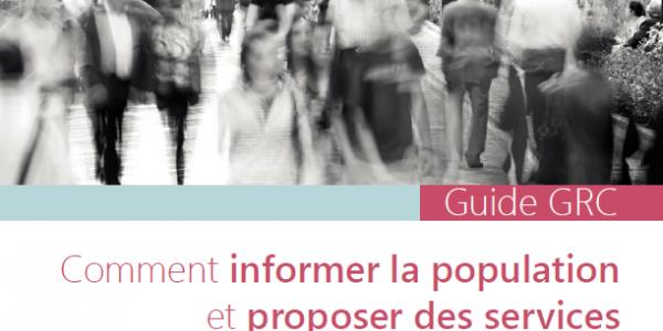Comment informer la population et proposer des services innovants à moindre coût ?