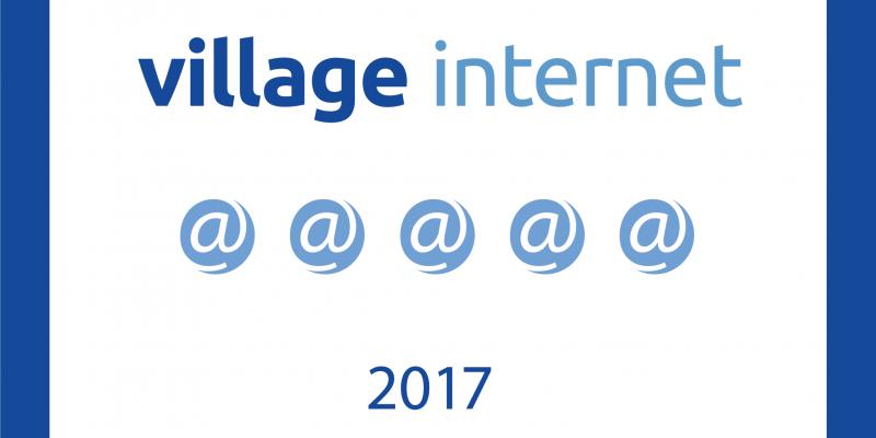 Palmarès 2017 des Territoires, Villes et Villages Internet