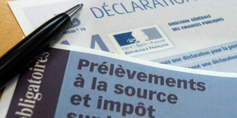 Prélèvement à la source - Une entrée en vigueur au 1er janvier 2019